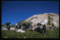 045_Col_du_Galibier_Brotzeit