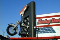 11 HARLEY DAVIDSON CAFE