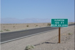 13 I-Hwy 190 Death Valley - 4