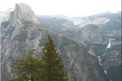 14 II-Hwy 120 Yosemite Half Dome - 2