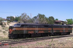 6 Grand Canyon train