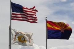 7 Navajo Nation Fahne