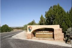 8 III-Hwy 95 Natural Bridges NM - 1
