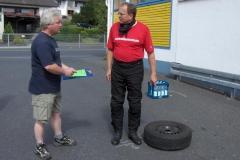 K1024_Start Reifenrollen 4