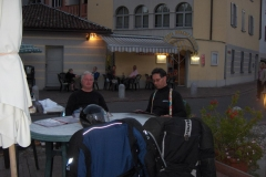 K1024_Tag1-19 Abendessen in Caslano (CH)