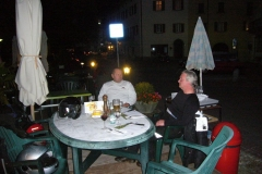 K1024_Tag1-20 Abendessen in Caslano (CH)
