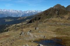 K1024_Tag2-12 Blick vom Passo di San Marco zum Alpenhauptkamm (I)