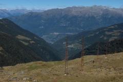 K1024_Tag2-13 Blick vom Passo di San Marco zum Alpenhauptkamm (I)