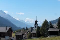K1024_Tag3-33 Blick über Reckingen (CH) zum Mont Blanc (F)