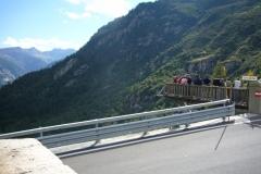 K1024_Tag3-61 Straße an der Cascata del Toce im Val Formazza (I)