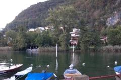 K1024_Tag3-64 Abendessen in Ponte Tresa (I) mit Blick auf Caslano (CH)