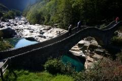 K1024_Tag4-2 Ponte dei Salti im Val Verzasca (I)