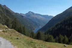 K1024_Tag4-32 Blick auf den Lago del Sambuco im Val Lavizzara (CH)