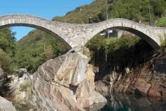 K1024_Tag4-5 Ponte dei Salti im Val Verzasca (CH)