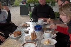 K1024_2.Mai 43-Kaffeepause in St.Oswald mit Schreinerkuchen