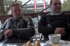 K1024_2.Mai 44-Kaffeepause in St.Oswald mit Schreinerkuchen