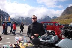 FR 16-Pause am Silvretta-Stausee