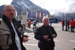 FR 17-Pause am Silvretta-Stausee