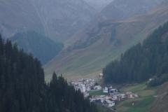 FR 30-Blick vom Gasthof Alpenrose in Spiss