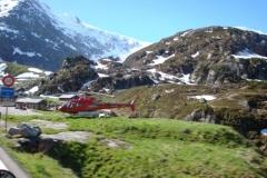 K1024_078-Rettungshubschrauber am Sustenpass