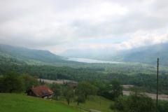 K1024_090-Einstieg in die Panoramastrasse Glaubenbielen mit Blick auf den Sarner See
