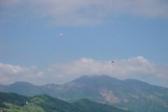 K1024_175-Fallschirmspringer über Beckenried