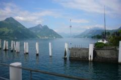 K1024_188-Fährhafen über Vierwaldstätter See