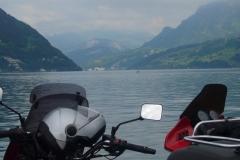 K1024_202-Bikes auf dem Vierwaldstättersee